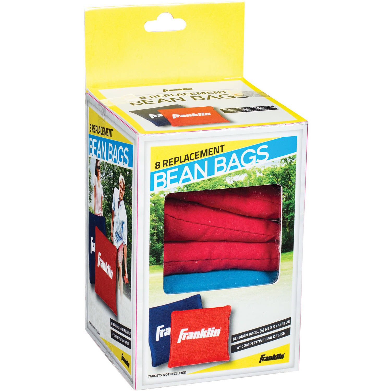 "Franklin Sports 4"" Replacement Beanbags by Franklin Sports"