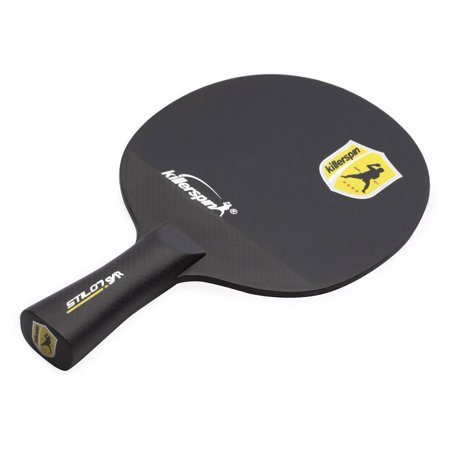 Spin 100 Stilo7 Svr Rtg Premium Table Tennis Racket And Custom Storage Box