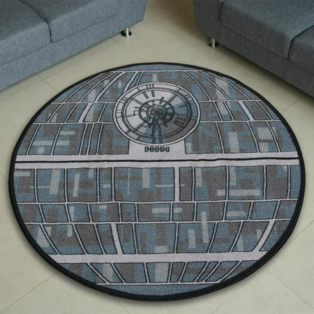 Officially Licensed Star Wars Death Star Area Rug 52
