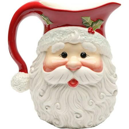 - Cosmos Gifts Santa Pitcher