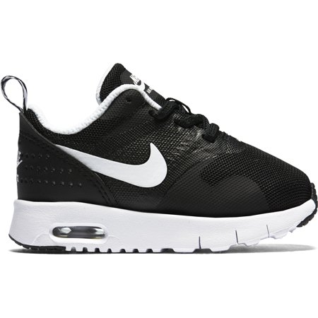 new product c9297 6058c Nike - Nike Boy s Air Max Tavas (TDE) Toddler Shoes Black White 5C -  Walmart.com