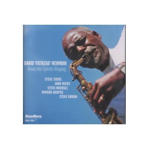 "Personnel: David ""Fathead"" Newman (alto & tenor saxophones, flute); Steve Turre (trombone); John Hicks (piano); Steve Novosel (bass); Winard Harper (drums); Steve Kroon (percussion).<BR>Recorded at M&J Recording Studios, New York, New York on March 21, 2000. Includes liner notes by Ted Panken."