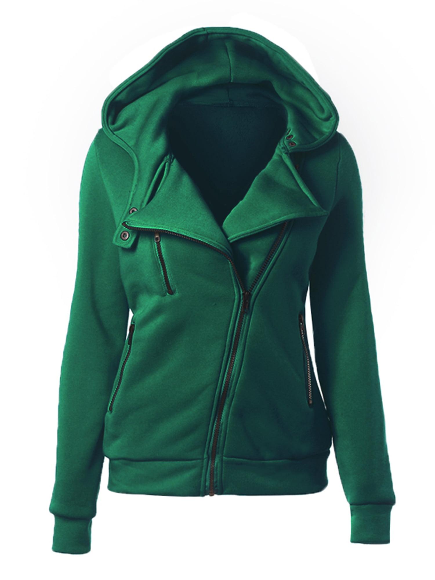 CHQTG Long Sleeve Hoodie Print Cute Christmas Pudding Great Jacket Zipper Coat Fashion Mens Sweatshirt Full-Zip S-3xl