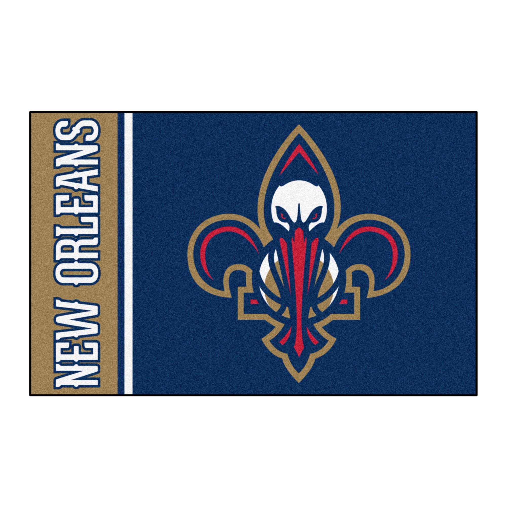 "NBA - New Orleans Hornets Uniform Starter Rug 19""x30"""