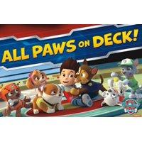 Paw Patrol - On Deck Poster Print