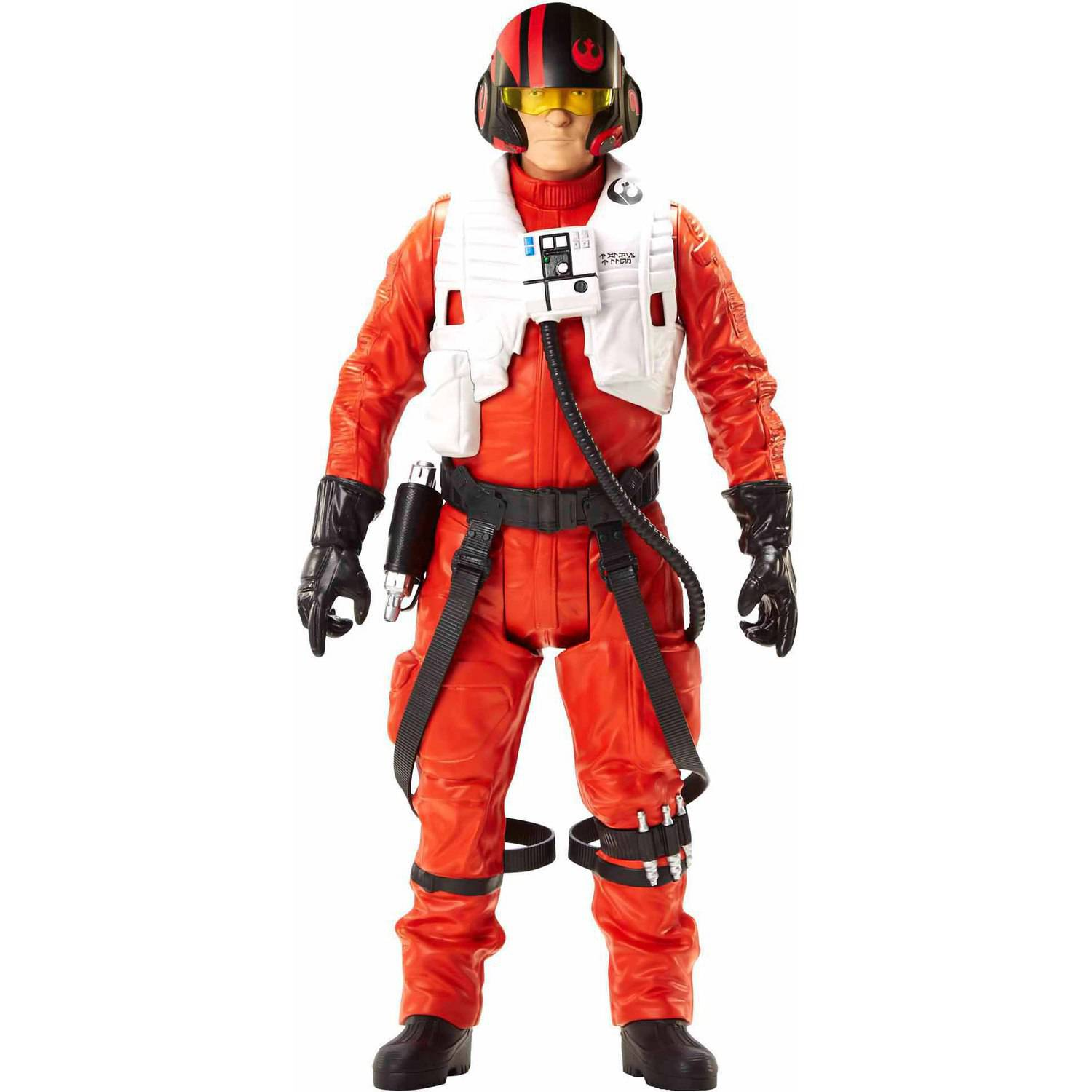 "Star Wars Episode VII 18"" Poe Dameron Figure"