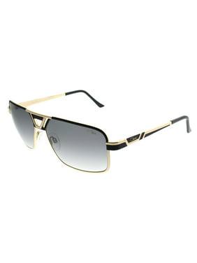 Cazal 9071 001SG Unisex Rectangle Sunglasses