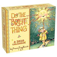 Mary Engelbreit 2020 Day-To-Day Calendar: Do the Breit Thing (Other)