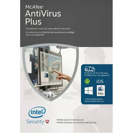 Mcafee 2016 Antivirus Unlimited