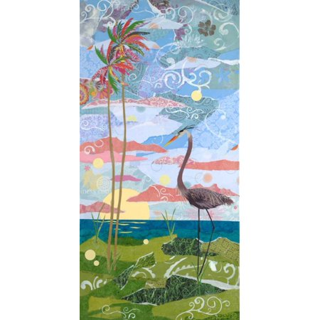 Early Bird Paper (Early Bird Stretched Canvas - Jennifer Peck (24 x 48))