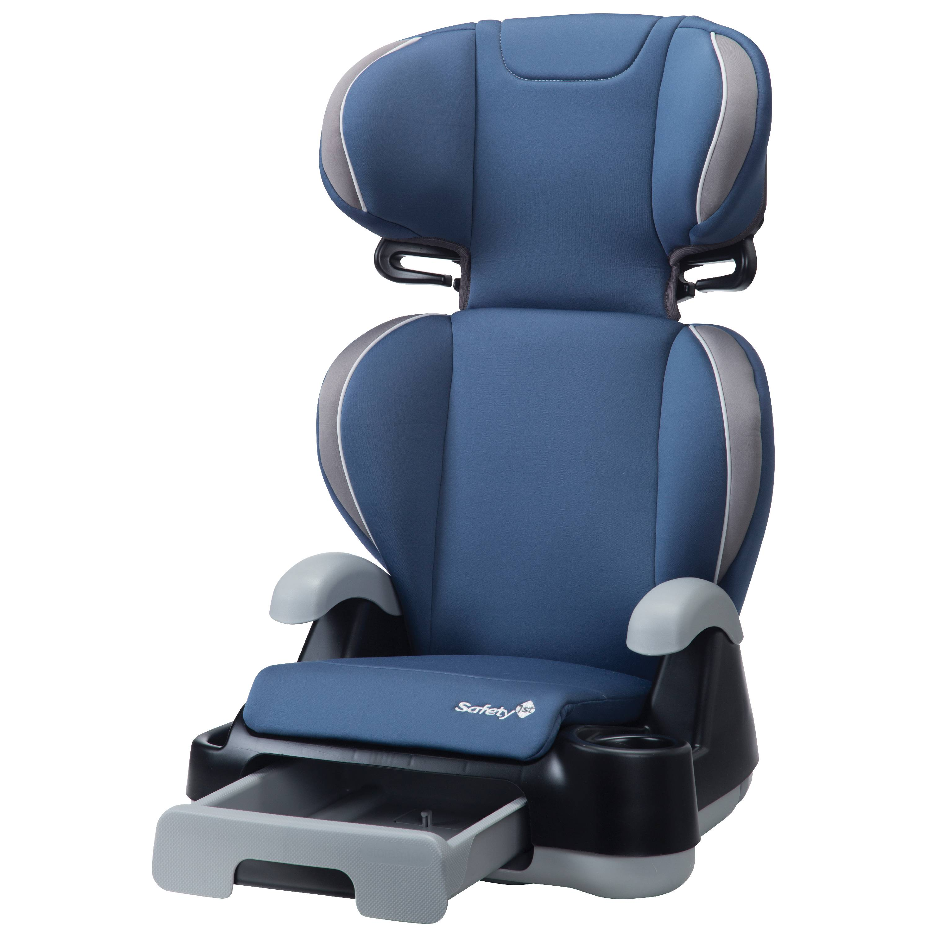 Safety 1ˢᵗ Store 'n Go Sport Booster Car Seat, Dusted Indigo