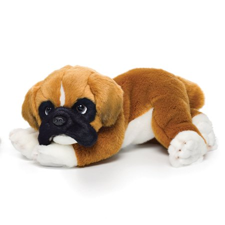 Large Tom - Nat and Jules Boxer Plush Toy, Large