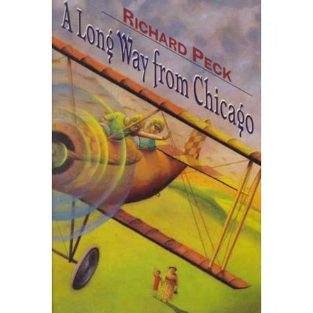 A Long Way from Chicago: A Novel in Stories by
