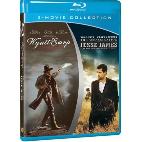 Wyatt Earp / The Assassination Of Jesse James By The Coward Robert Ford (Blu-ray) (Widescreen)