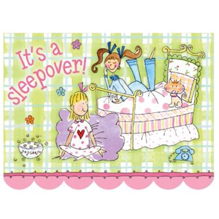 Sleepover Party Invitations Walmart – Sleepover Party Invitations