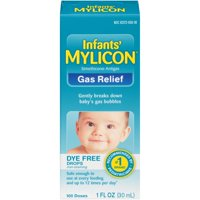 Mylicon Infant Gas Relief Drops Dye Free Formula