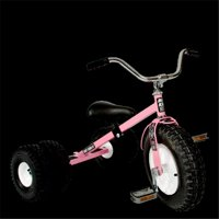 Dually Kid's Tricycle (Red)