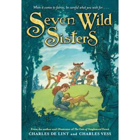 Charlie Browns Little Sister (Seven Wild Sisters - eBook)