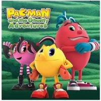 Pac-Man Small Napkins (16ct)