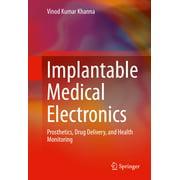 Implantable Medical Electronics - eBook