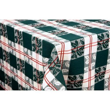 52 x 72 in. Table Cloth, Holly - image 1 de 1