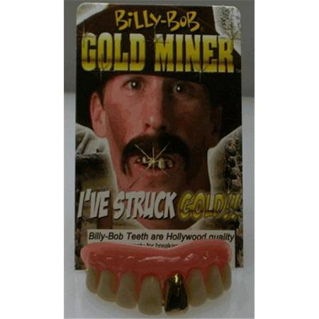 Billy Bob Teeth 10872 Full Grill Gold Teeth - image 1 of 1