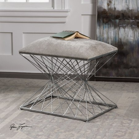Strange Uttermost Zelia Stool Bench Cjindustries Chair Design For Home Cjindustriesco