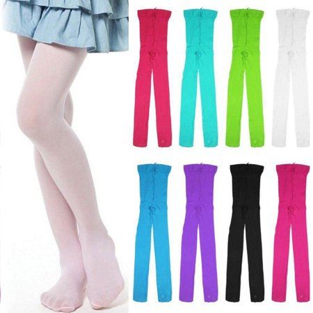 Kids Baby Girls Velvet Tights Toddler Soft Pantyhose Elastic Warm Stockings Socks Black S](Kids Stocking)