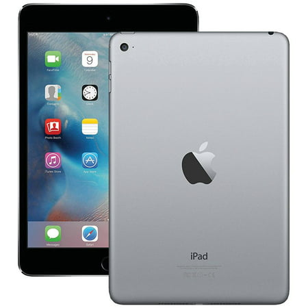 Apple MF432/A5/1.0/16GB/WI-FI/SPC GRY Certified Preloved 16GB iPad Mini With Wi-Fi