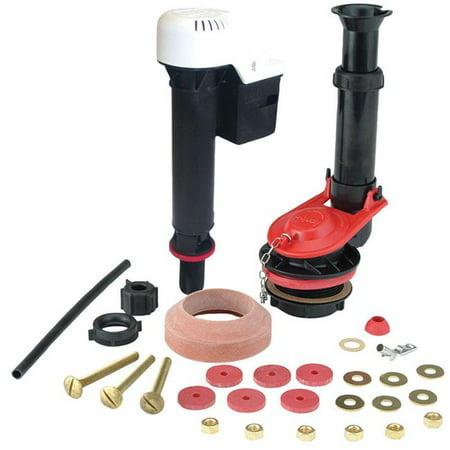 Korky 4235461 7.5 to 11 in. H Plastic Toilet Repair Kit - image 1 de 1