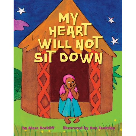 My Heart Will Not Sit Down - eBook