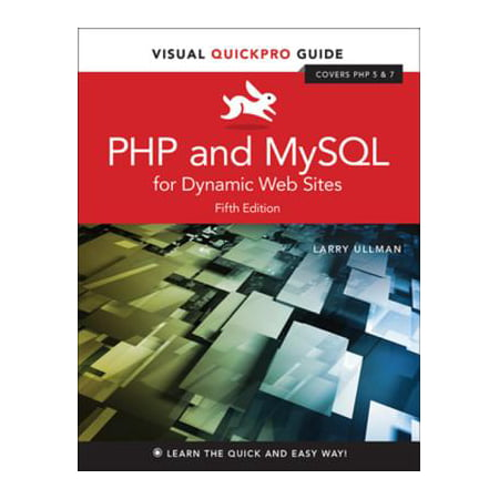PHP and MySQL for Dynamic Web Sites -