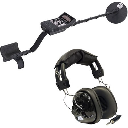 Bounty Hunter Tracker II Metal Detector and Headphones](Beth Bounty Hunter)