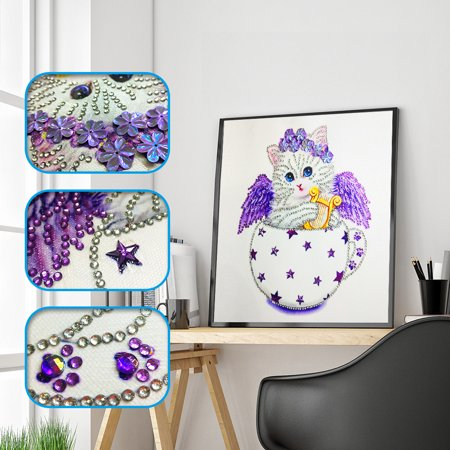 Simpson 2019 Halloween Special (Staron 2019 Halloween Special Shaped Diamond Painting DIY 5D Partial Drill Cross Stitch Kits)