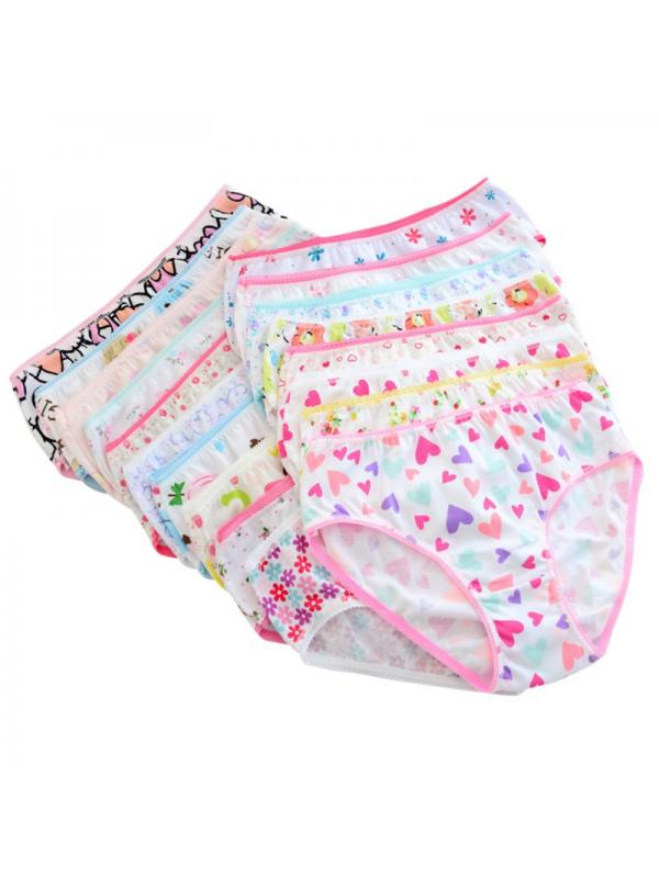 Ouneed Cute Baby Girls Baby Boys Infant Kids Ruffle Panties Briefs Diaper Cover Pants
