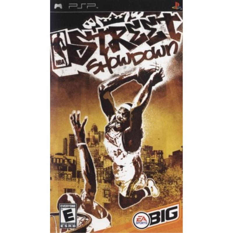 NBA Street Showdown - PlayStation Portable