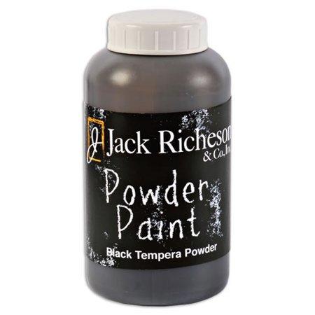 Powdered Tempera Paint  (Black) (Powder Paint Party)