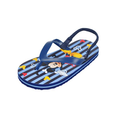 Mickey Mouse Boys' Sandals (Sizes 5 - 12)