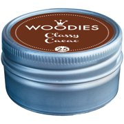 Woodies Dye-Based Ink Tin-Classic Cacao
