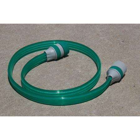 Pogo Misting Sprinkler Hoses for Inflatable Waterslides, Slip n Slides and Wet Slides (Various (Slide Hose)