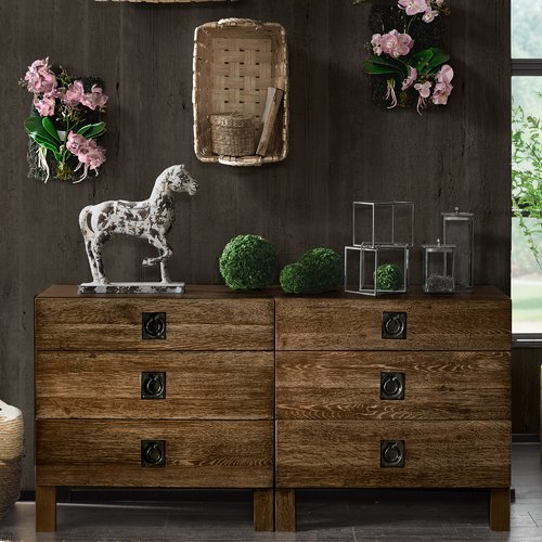 Union Rustic Madiun 3 Drawer Accent Chest