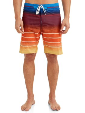 523e105d13 Product Image Men's Frequency Stripe Stretch 9 Inch Boardshort