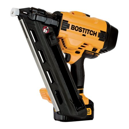 Bostitch BCF30PTM1 20V MAX 4.0 Ah Lithium-Ion 30 Degree Paper Tape Framing Nailer Kit
