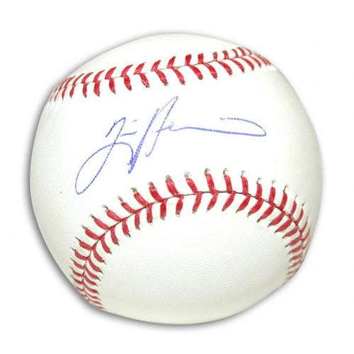 MLB - Tim Hudson Autographed Baseball