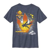 Jurassic World Boys' DNA Sequence Mosquito T-Shirt