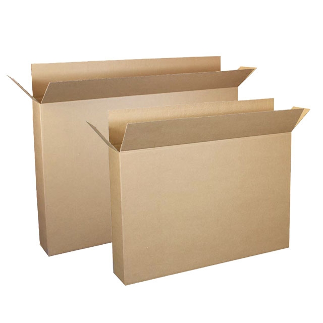 Pack Of 2 Tv Moving Boxes Walmart Com