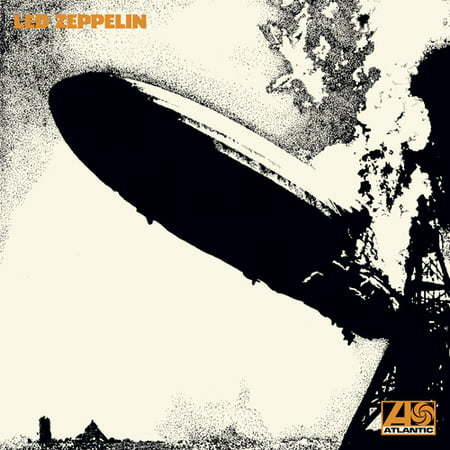 Led Zeppelin I (Vinyl) - Led Zeppelin Halloween Song