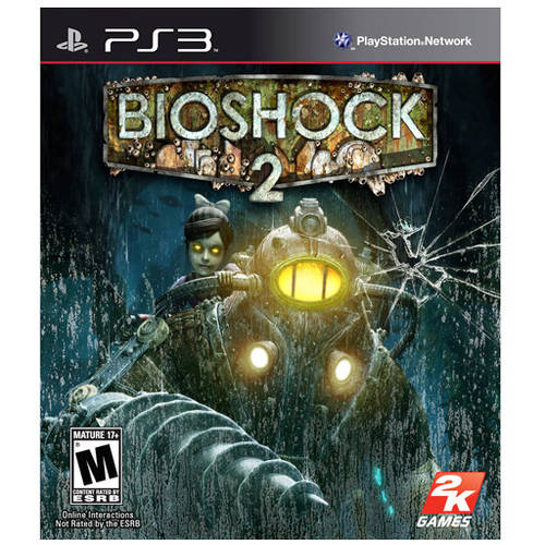 BioShock 2 (Pre-Owned), 2K, PlayStation 3, 886162474244