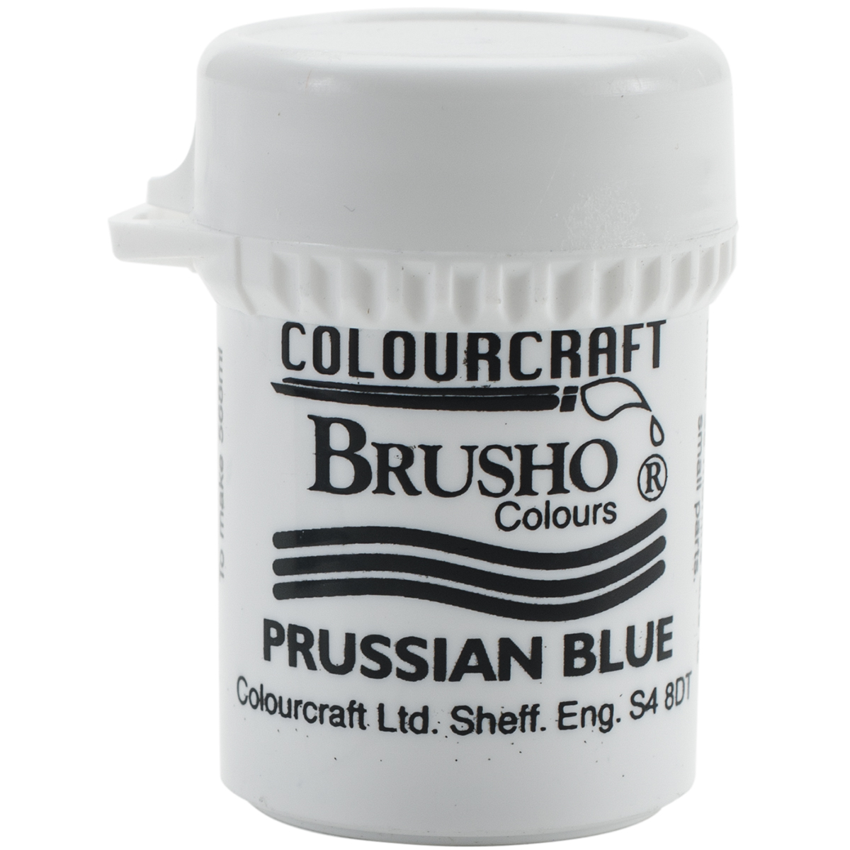 Brusho Crystal Colour 15g-Prussian Blue