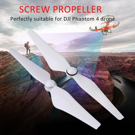 OTVIAP 2 Pairs 9450S Propellers Blades Drone Quadcopter Accessory For DJI Phantom 4/4 Pro,Propellers, Quadcopter Propeller ()
